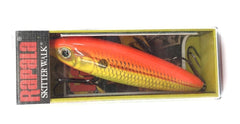 Rapala Color FSD-Fire Shad