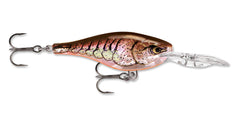 Rapala Color GBCW-Glass Brown Crawdad