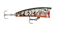 Rapala Color GLTU-Glass Lucent Tiger UV