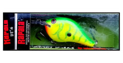 Rapala Color GTR-Green Tiger