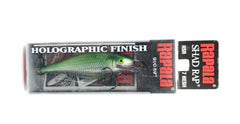 Rapala Color HESH-Holographic Emerald Shiner
