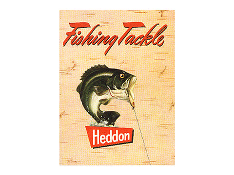 Heddon 1950 Catalog Cover