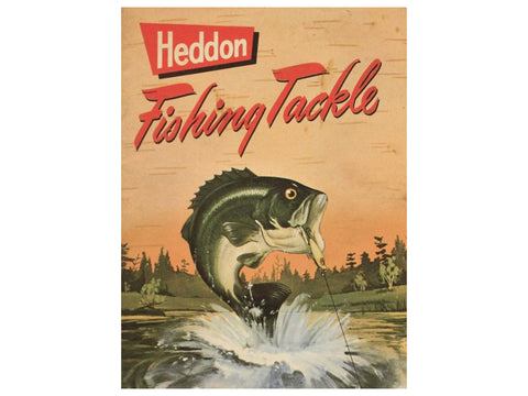Heddon 1951 Catalog Cover