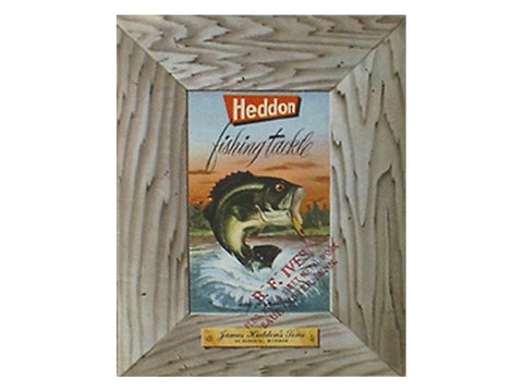 Heddon 1954 Catalog Cover
