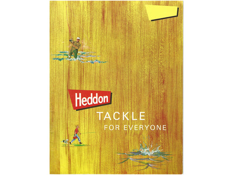 Heddon 1968 Canadian Catalog Cover
