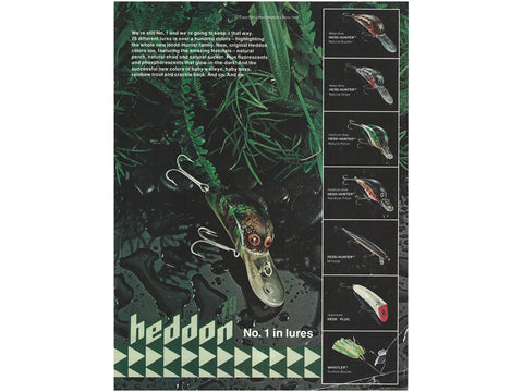 Heddon 1979 Catalog Cover