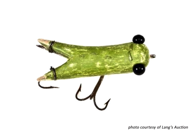 James Heddon Frog Reproduction