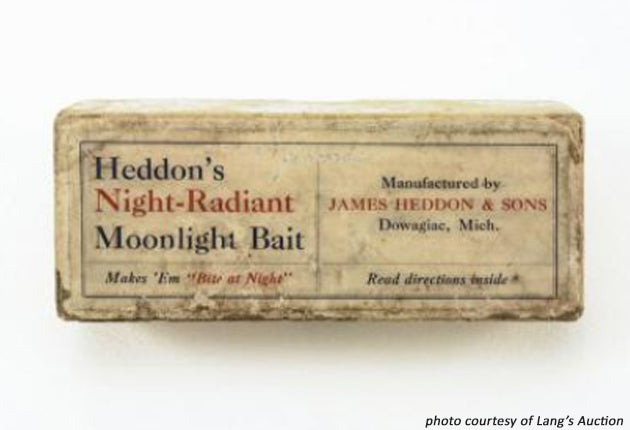 Heddon Night-Radiant Moonlight Bait Box