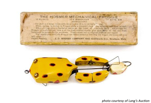 Hosmer Mechanical Frog