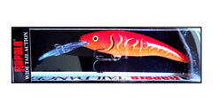 RAPALA COLOR JRY - JAPANESE YELLOW RED