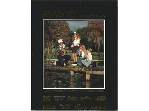 PRADCO 1993 Catalog Cover