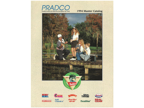 Pradco 1994 Catalog Cover