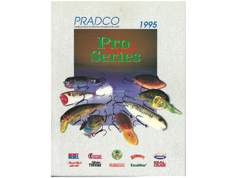 PRADCO 1995 Catalog Cover