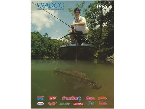 PRADCO 1996 Catalog Cover