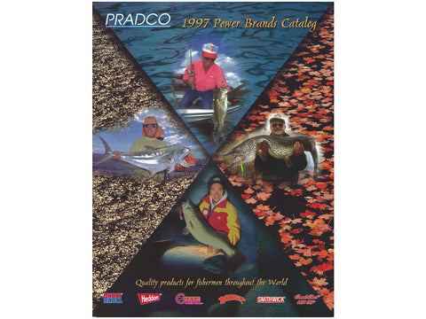 PRADCO 1997 Catalog Cover