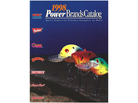 PRADCO 1998 Catalog Cover