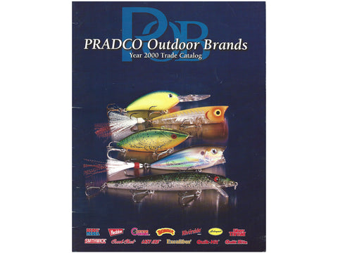 PRADCO 2000 Catalog Cover