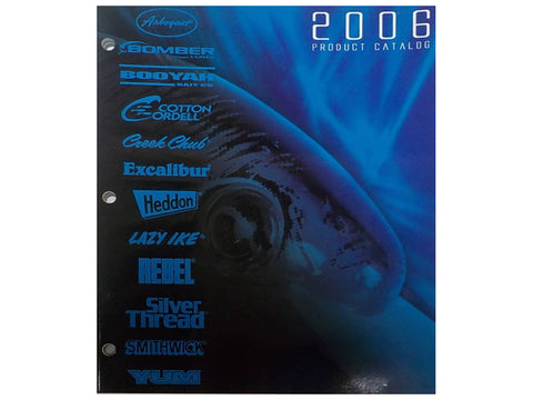2006 PRADCO Catalog Cover