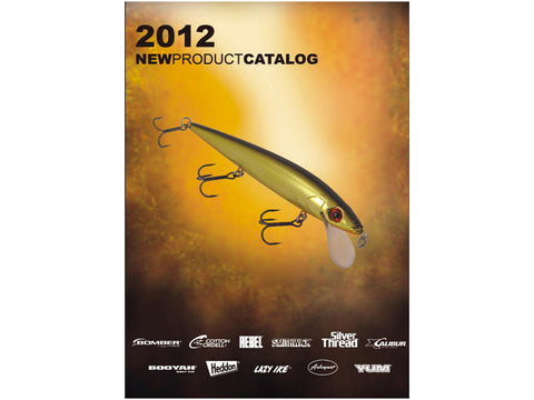 PRADCO 2012 Catalog Cover