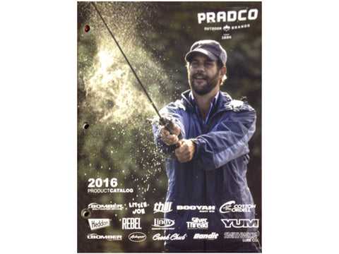 PRADCO 2016 Catalog Cover