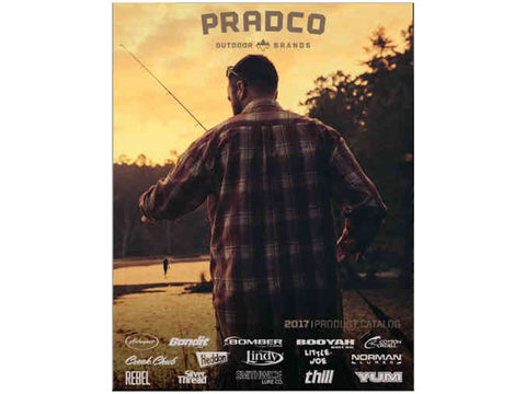 PRADCO 2017 Catalog Cover