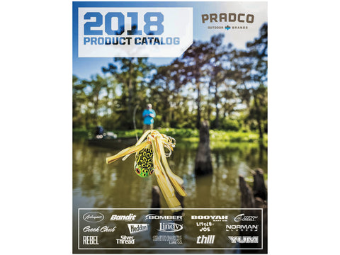 PRADCO 2018 Catalog Cover