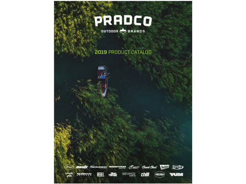 PRADCO 2019 Catalog Cover