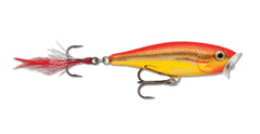 Rapala Color SGFR-Steel Gold Fluorescent Red