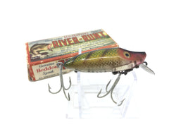 Heddon River Runt Spook in Perch Color