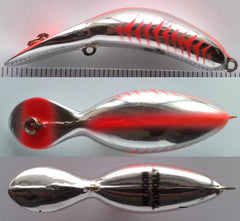 HEDDON TADPOLLY COLOR NFL-BLOODY MARY