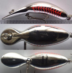 HEDDON TADPOLLY COLOR NFL-BLOODY MARY VARIATION