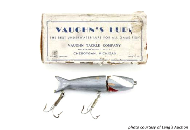 Vaughn's Lure and Box