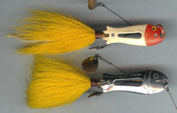 Pflueger Zam Weedless Spinner