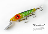 Chautauqua Piko Plug Green Freak