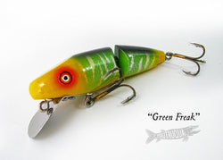 Chautauqua Super Shark Green Freak