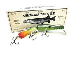 Chautauqua Custom Jointed Gar in Spotted Gar Color