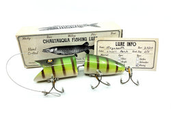 Chautauqua Custom Megamouth in Classic Perch 2020 Color