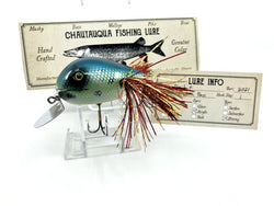 Chautauqua Special Order Wooden Dingbat Largemouth Bass 2021 Color