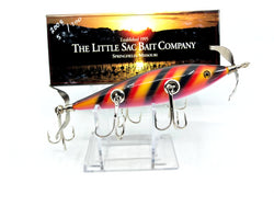 Little Sac Bait Company Meramec Minnow Bar Perch Color Signed Box 58/200