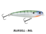 Bagley Knocker B - Topwater (7 Colors to Choose from)