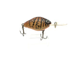 Lazy Ike Natural Ike Crawdad Color NID-20 CW