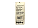 Bagley Bang-O-Popper New on Card