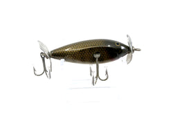 Creek Chub Wooden Spinning Injured Minnow Pikie Color 9500