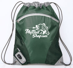 My Bait Shop Zip Pocket Sportpack