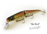 Chautauqua Jointed Minnow Red Perch