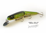 Chautauqua Jointed Minnow Yellow Perch