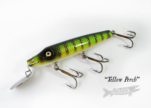 Chautauqua Piko Plug Yellow Perch