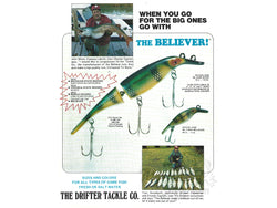 Drifter Tackle 1981 Catalog