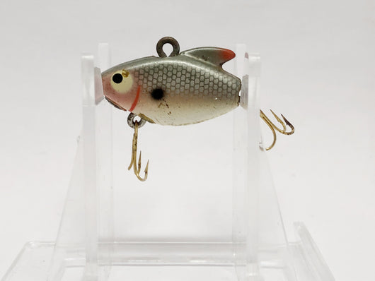 Heddon Sonic Silver Scale TINY VERSION