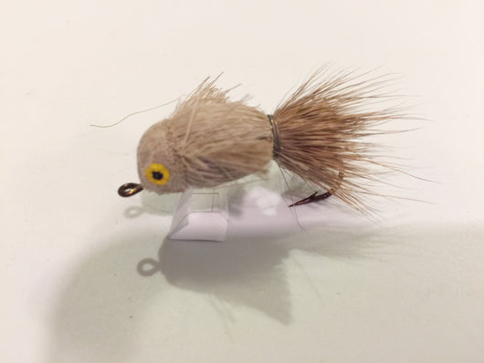 O.C. Tuttle Co. Winged Devil Bug Fly Rod Lure